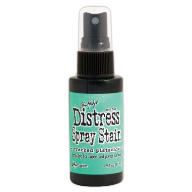Distress Spray Stain - Pistachio