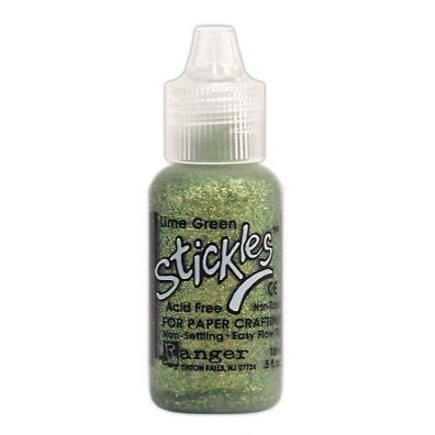 Stickles Glitter Glue - Lime Green