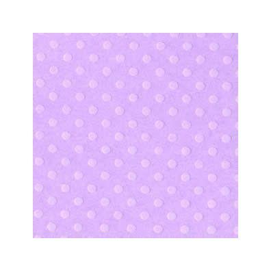 Bazzill Dot Karton - Berry Pretty