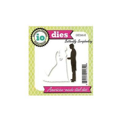 Impression Obsession Dies - Bride & Groom