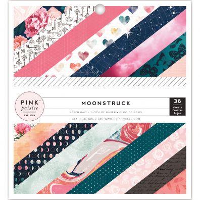 Pink Paislee Moonstruck 6x6 Paper Pad