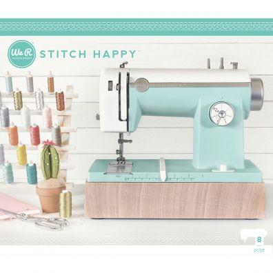 We R Stitch Happy Symaskine Mint