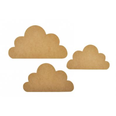 KaiserCraft BTP Cloud Wall Art