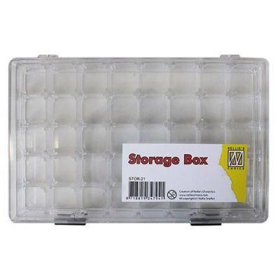 Nellie Snellen Storage Box til Fingertip Daubers