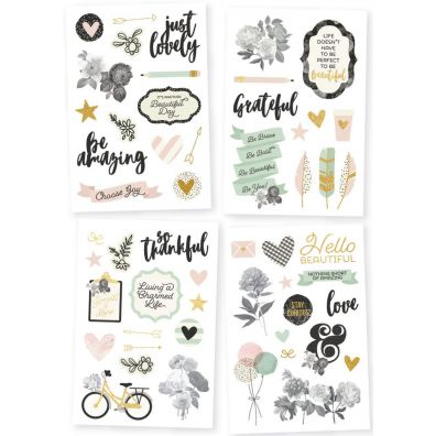 Simple Stories Beautiful Stickers