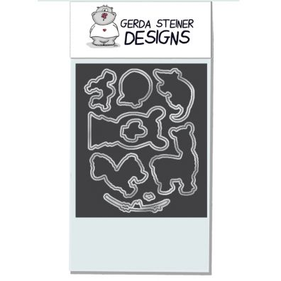 Gerda Steiner Designs Dies - Llama Tell You