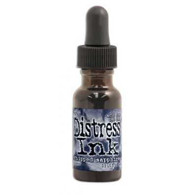Distress Ink Refill - Chipped Sapphire