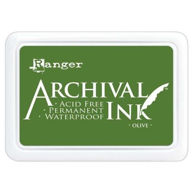 Archival Ink Pads - Olive