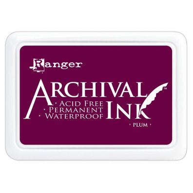 Archival Ink Pads - Plum