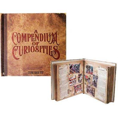 Tim Holtz A Compendium af Curiosity vol. 1