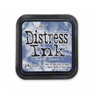 Distress Ink Pad - Faded Jeans