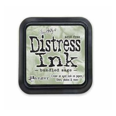 Distress Ink Pad - Bundles Sage
