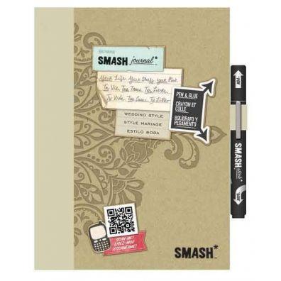 Smash Journal Wedding