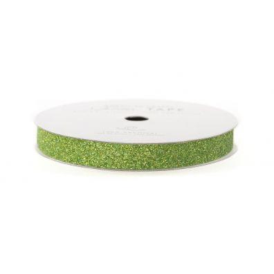 """American Crafts Glittertape Spinach 3/8"""""""