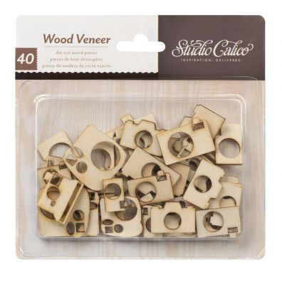 Studio Calico Wood Veneer Cameras