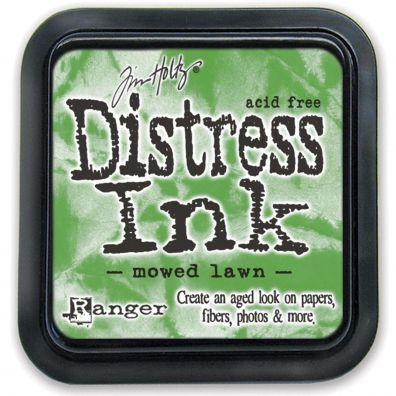 Distress Ink Pad - Mowed Lawn