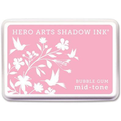 Hero Arts Shadow Ink Mid-tone Bubble Gum