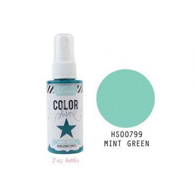 Heidi Swapp Color Shine Mint Green