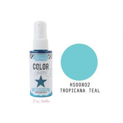 Heidi Swapp Color Shine Tropicana Teal