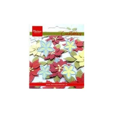 Marianne Design Dies Poinsettias Mini LR0142