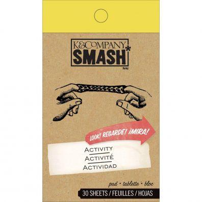 Smash List pad Activity