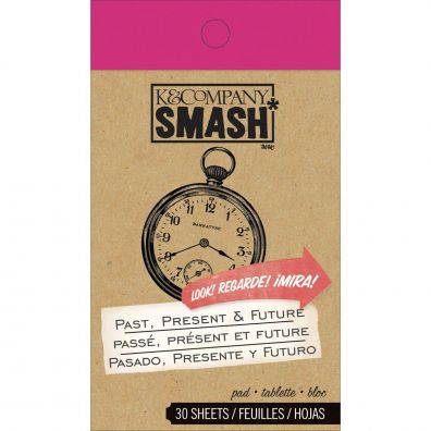 Smash List pad Past, Present & Future