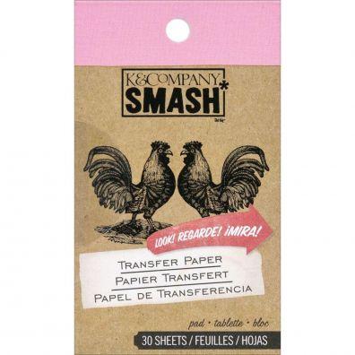 Smash List pad Transfer Paper