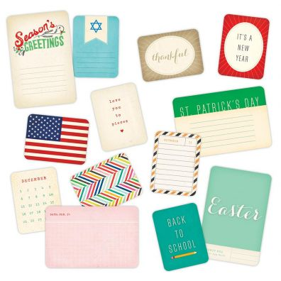 Project Life Mini Kit - Holiday