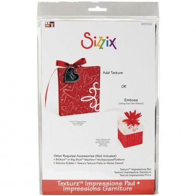 Sizzix Texturz mpression Pad