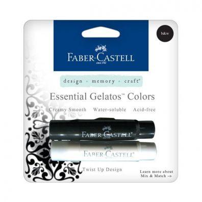 Faber Castell Color Gelatos Black & White