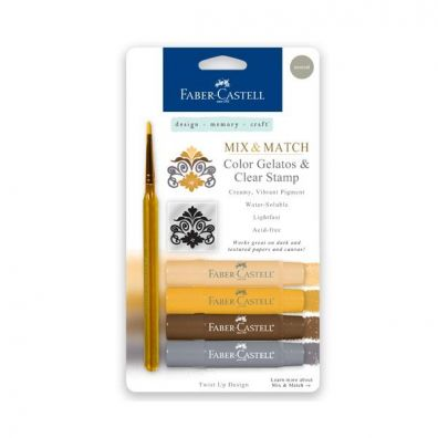 Faber Castell Mix & Match Gelatos Neutral