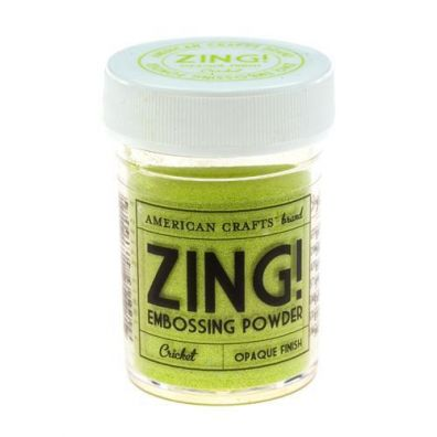 Zing Embossing pulver Cricket
