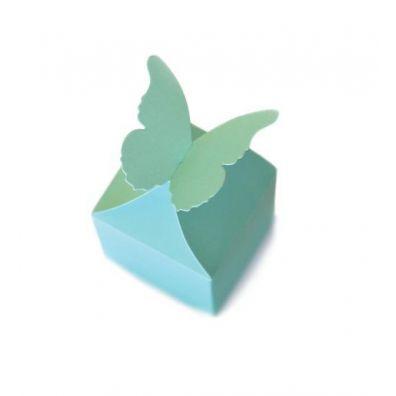 Memory Box Dies Butterfly Favor Box