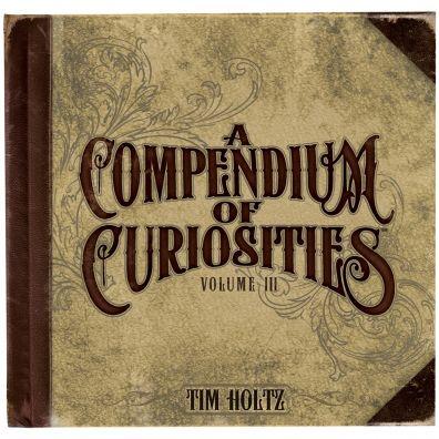 Tim Holtz A Compendium af Curiosity vol. 3