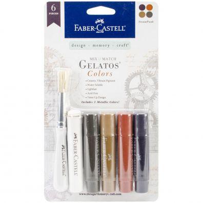 Faber Castell Mix & Match Gelatos Steampunk