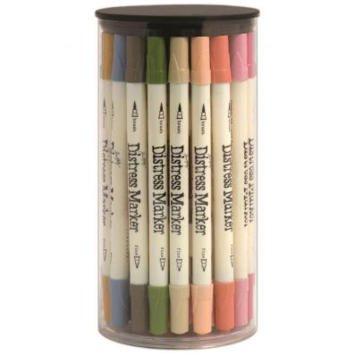 Distress Markers 49 colors