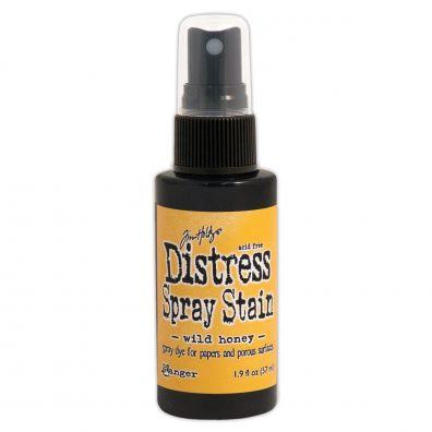 Distressed Spray Stain - Wild Honey