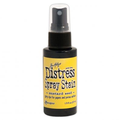 Distressed Spray Stain - Mustard Seed