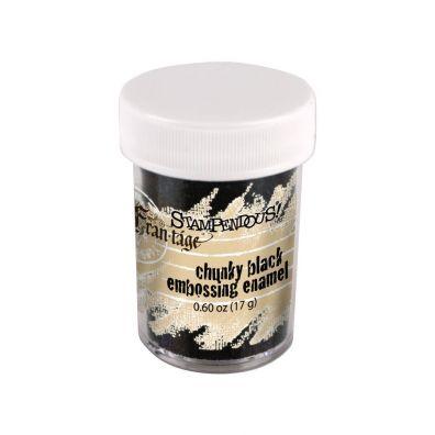 Stampendous Chunky Black embossing enamel