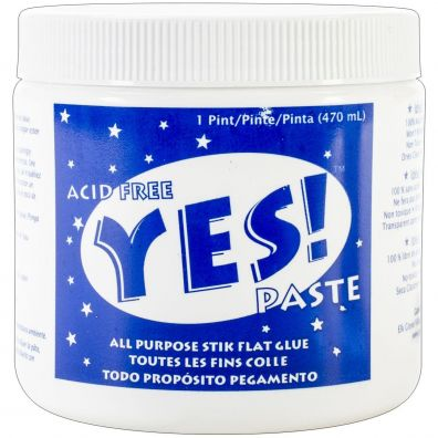 Yes paste - All purpose stik flat glue