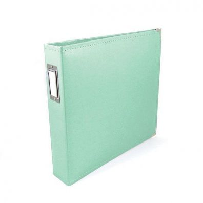 We R Memorykeepers Classic Leather Album 12x12 - Mint