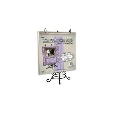 Scrapbook Page Stand