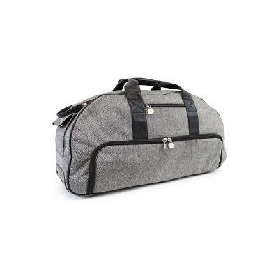 Silhouette Cameo Tote - Tweed