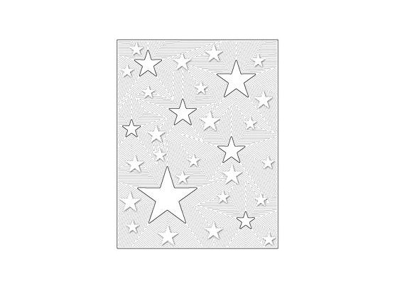 Memory Box All Star Detail Plate
