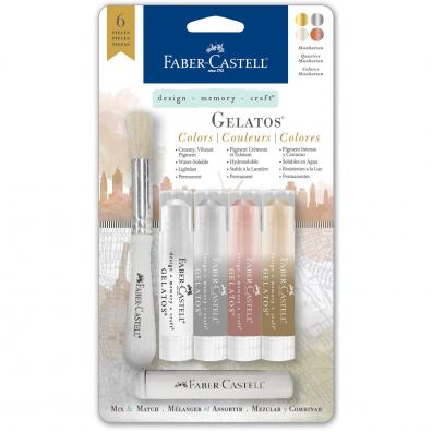 Faber Castell Mix & Match Gelatos Manhattan