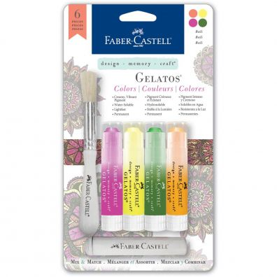 Faber Castell Mix & Match Gelatos Bali
