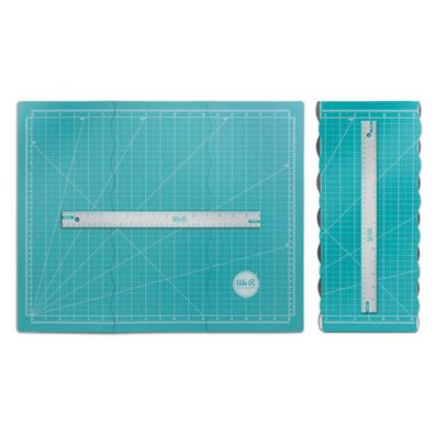 Tri-Fold Magnetic Mat fra We R Memorykeepers