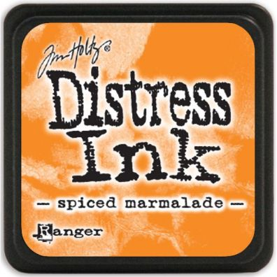 Distress Ink Mini - Spiced Marmelade