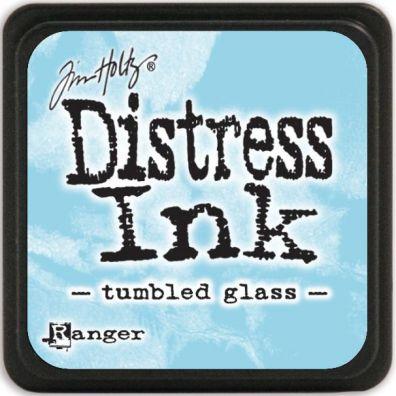 Distress Ink Mini - Tunbled Glass