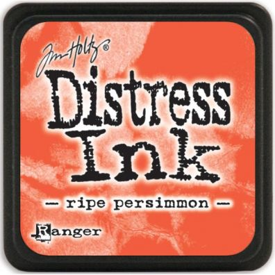 Distress Ink Mini - Ripe Persimmon